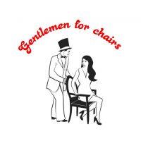gentlemen for chairs